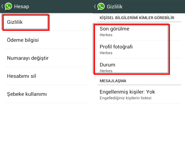 whatsapp-son-gorulme-kapatma