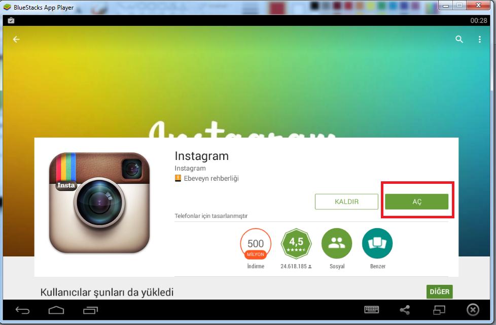 Instagram Uygulaması Bilgisayardan Nasıl Kullanılır5