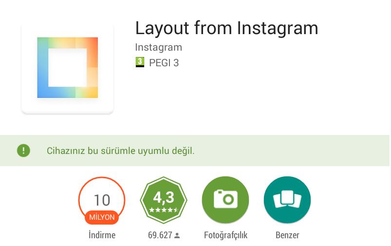 Google Play'de Desteklemeyen Uygulamaları Yüklemek