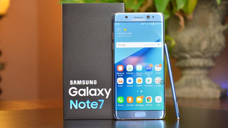 Samsung Galaxy Note 7 İnceleme