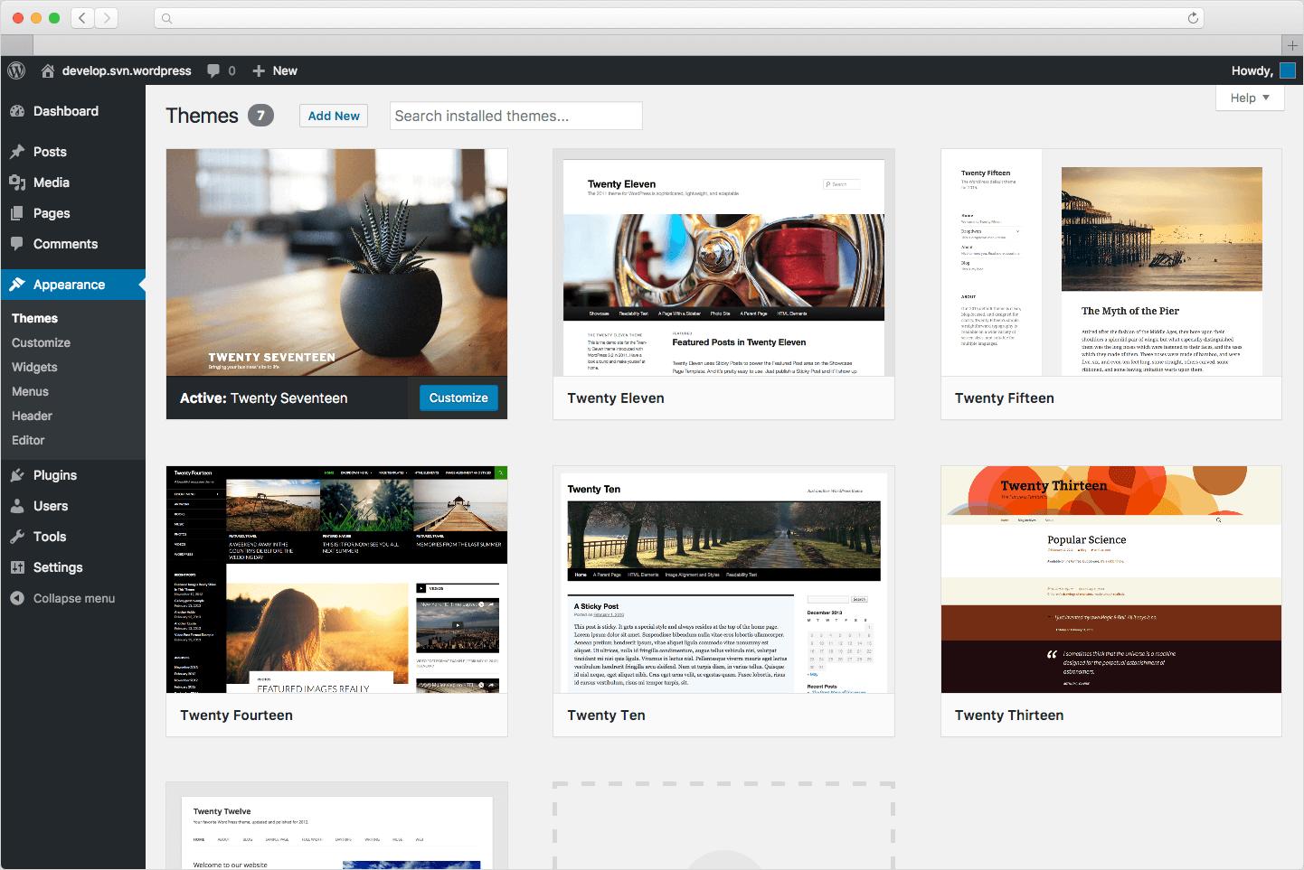 WordPress kullanan ünlü web siteleri